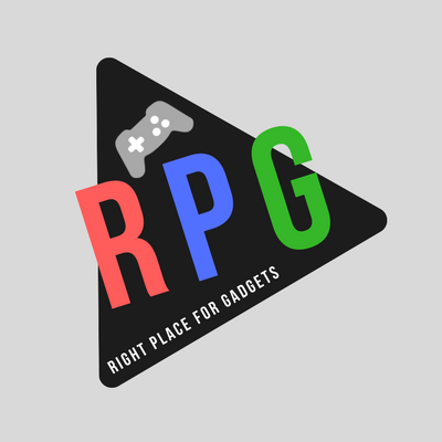 R.P.G – Right Place for Gadgets